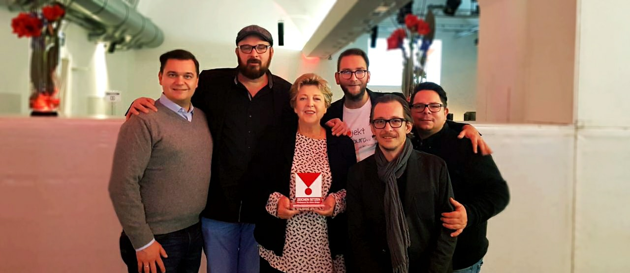 Projekt Würzburg erhält Preis