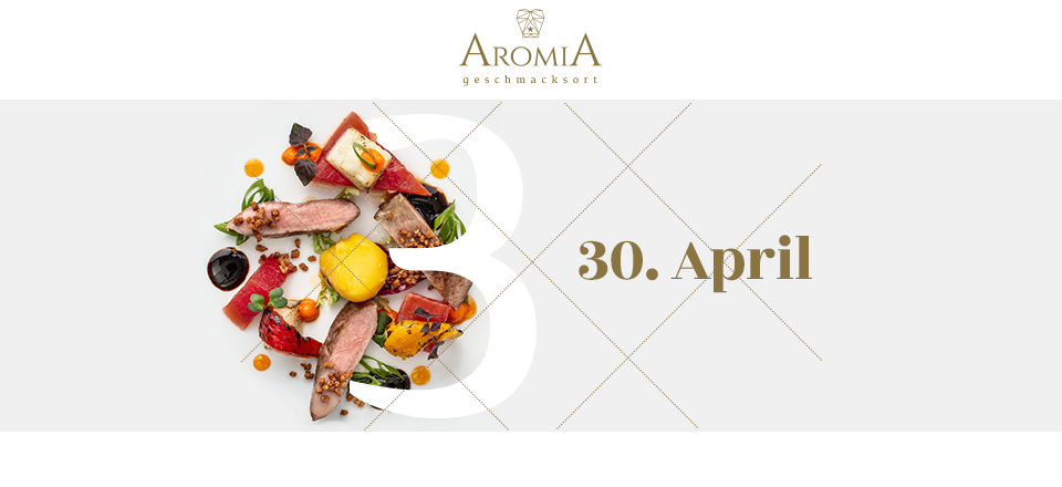 AromiA 3 - Internationale Haute Cuisine auf fünf Ebenen