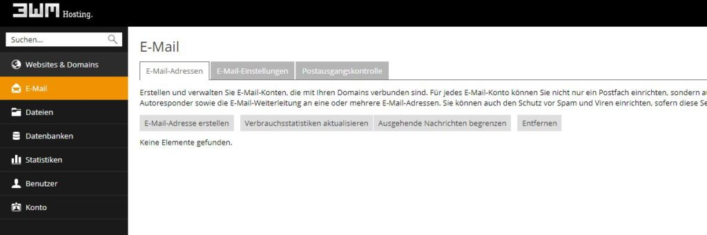 Abb. 3: Reiter E-Mail
